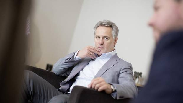 The rise and fall of Ukrainian oligarch Dmitry Firtash