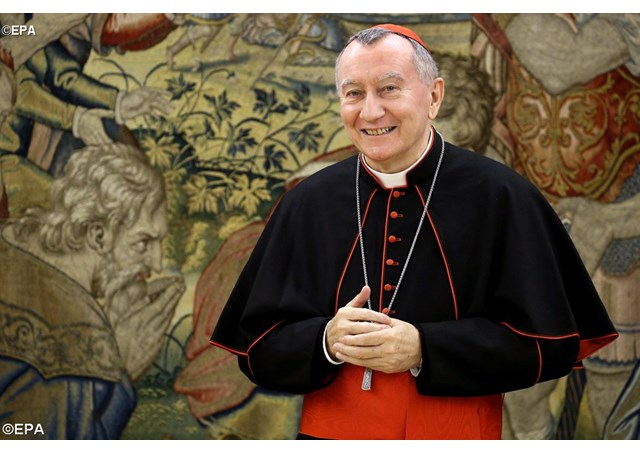 Cardinal Parolin, Vatican Secretary of State to Visit Russia Next Month