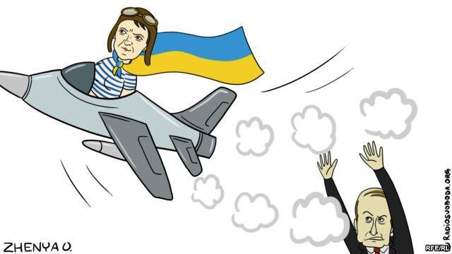 Ukraine's New Hope
