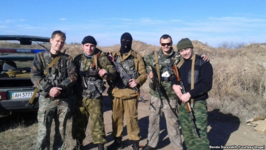 """Russian who fought in Donbas says he was """"not in an Army but in a criminal band"""""""