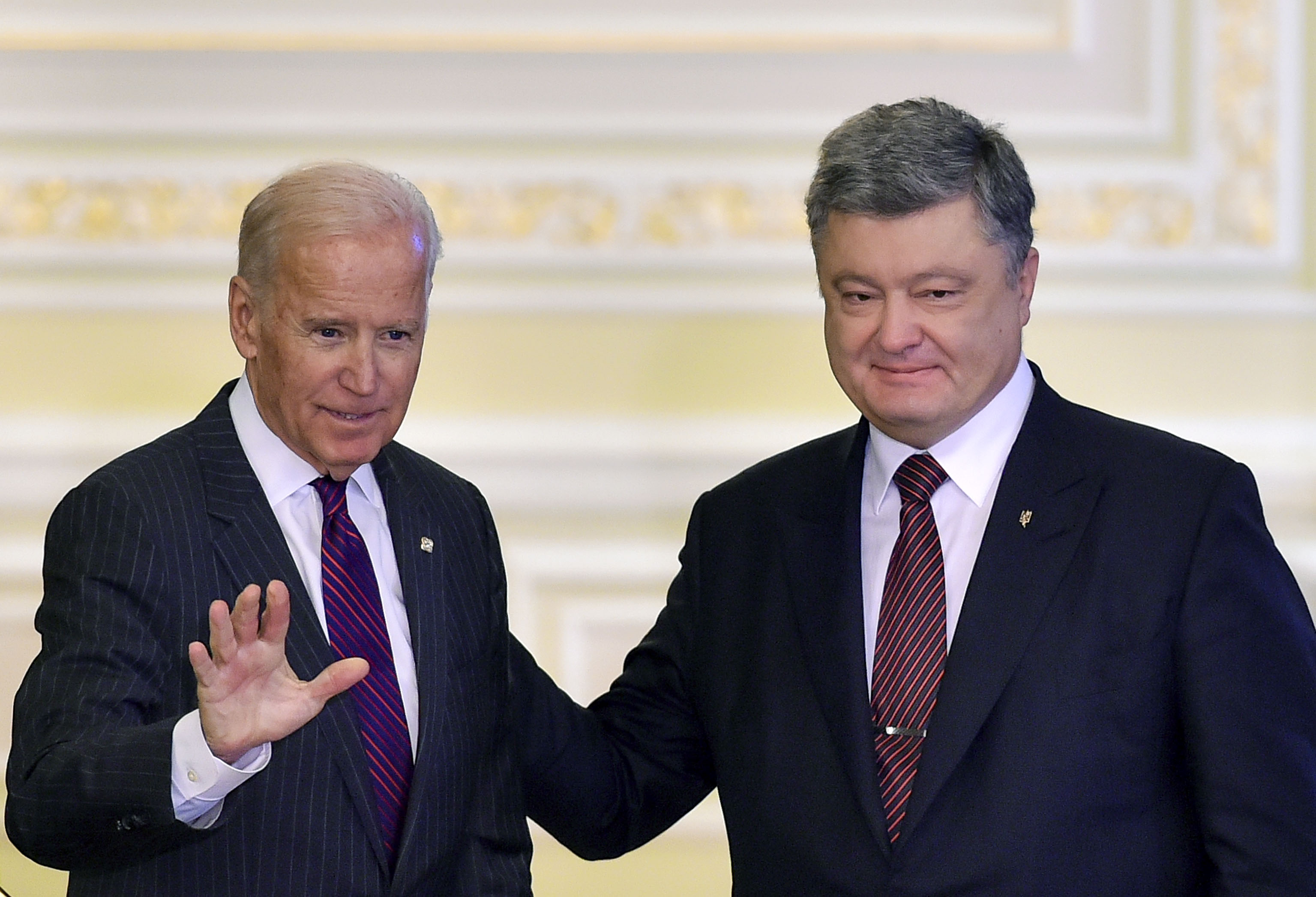 Biden: Minsk Accords are the only hope in moving forward as a united country