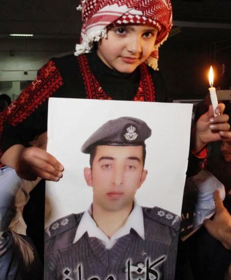 Jordanian IS Suicide Bomber Said Recruited In Kharkiv, Ukraine