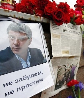 Poroshenko: Nemtsov was to reveal links between Russia and Ukraine conflict