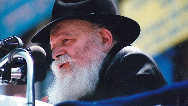 Ukraine city names street for Lubavitcher Rebbe