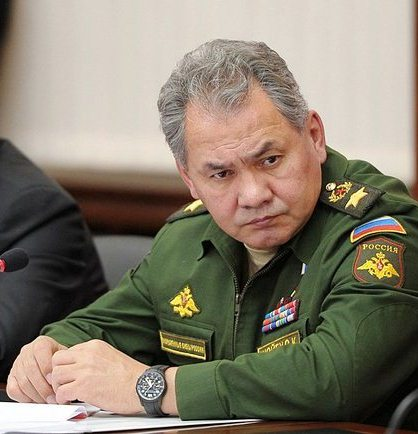 Ukraine claims irrefutable evidence of Shoygu arming terrorists