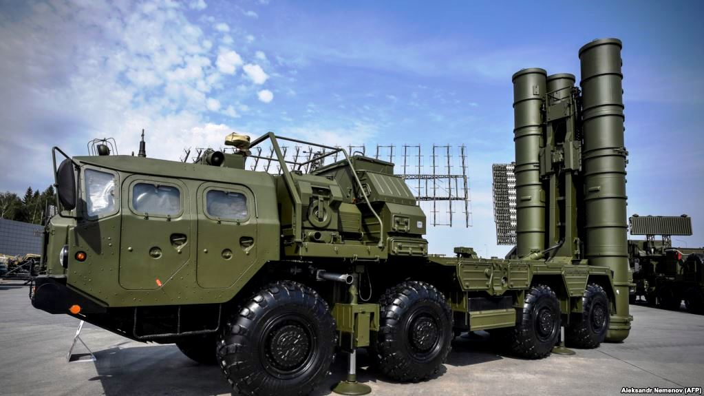Russia Deploys Second S-400 Division to Annexed Crimea