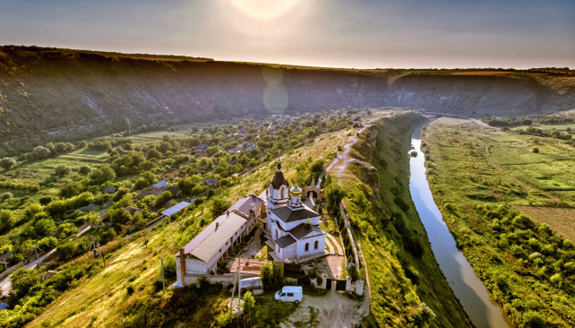 Moldova is one of the top travel destinations for 2018