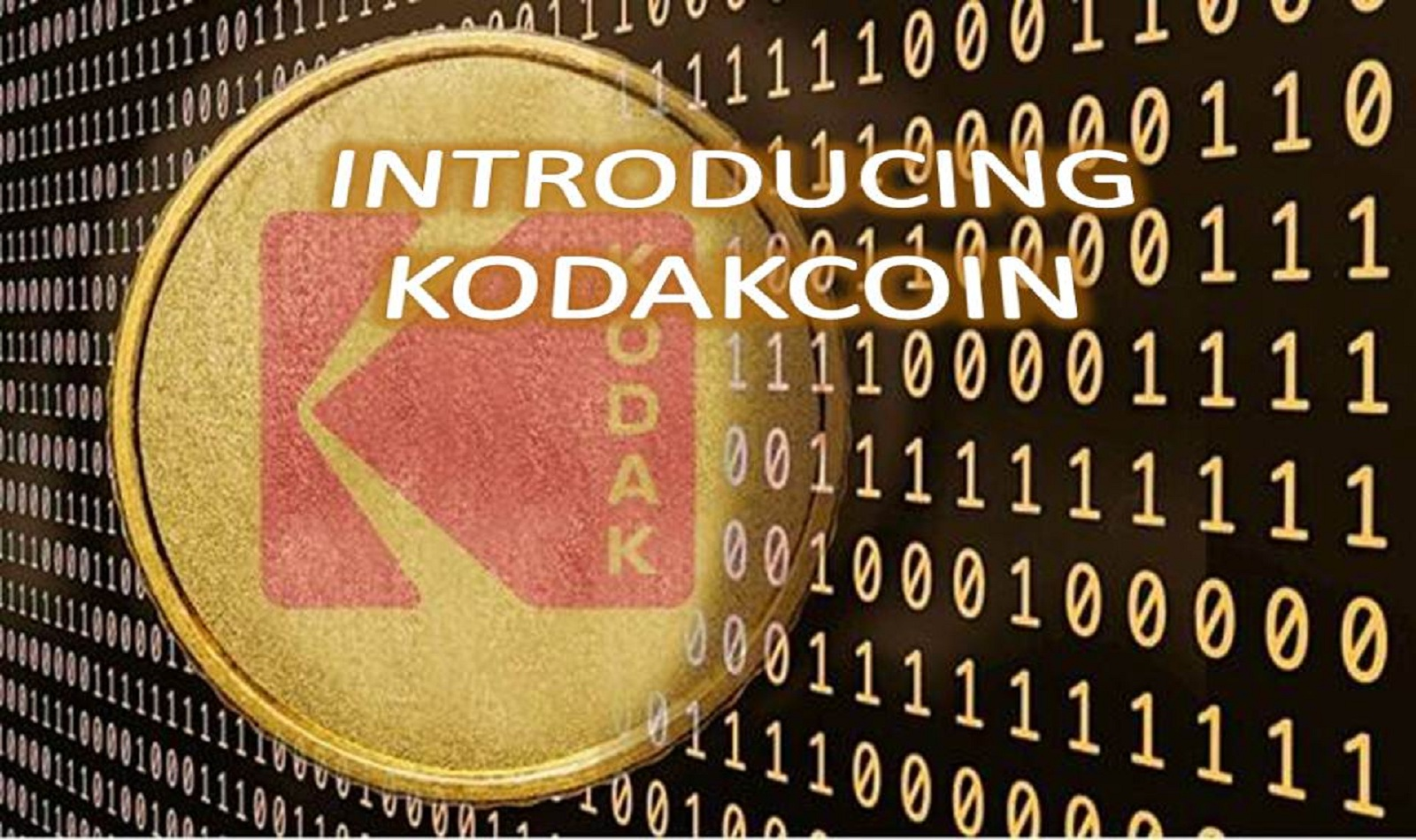 Kodak joins the cryptocurrency craze and photography may never be the same again