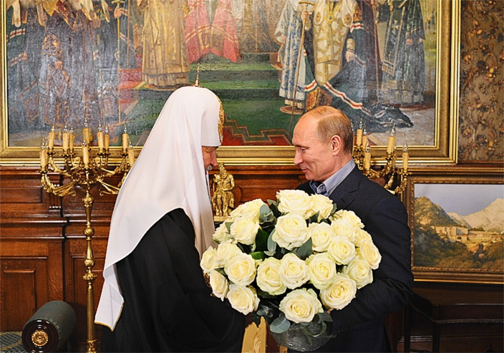 Ukrainians advise Moscow patriarch to look for atheists at home