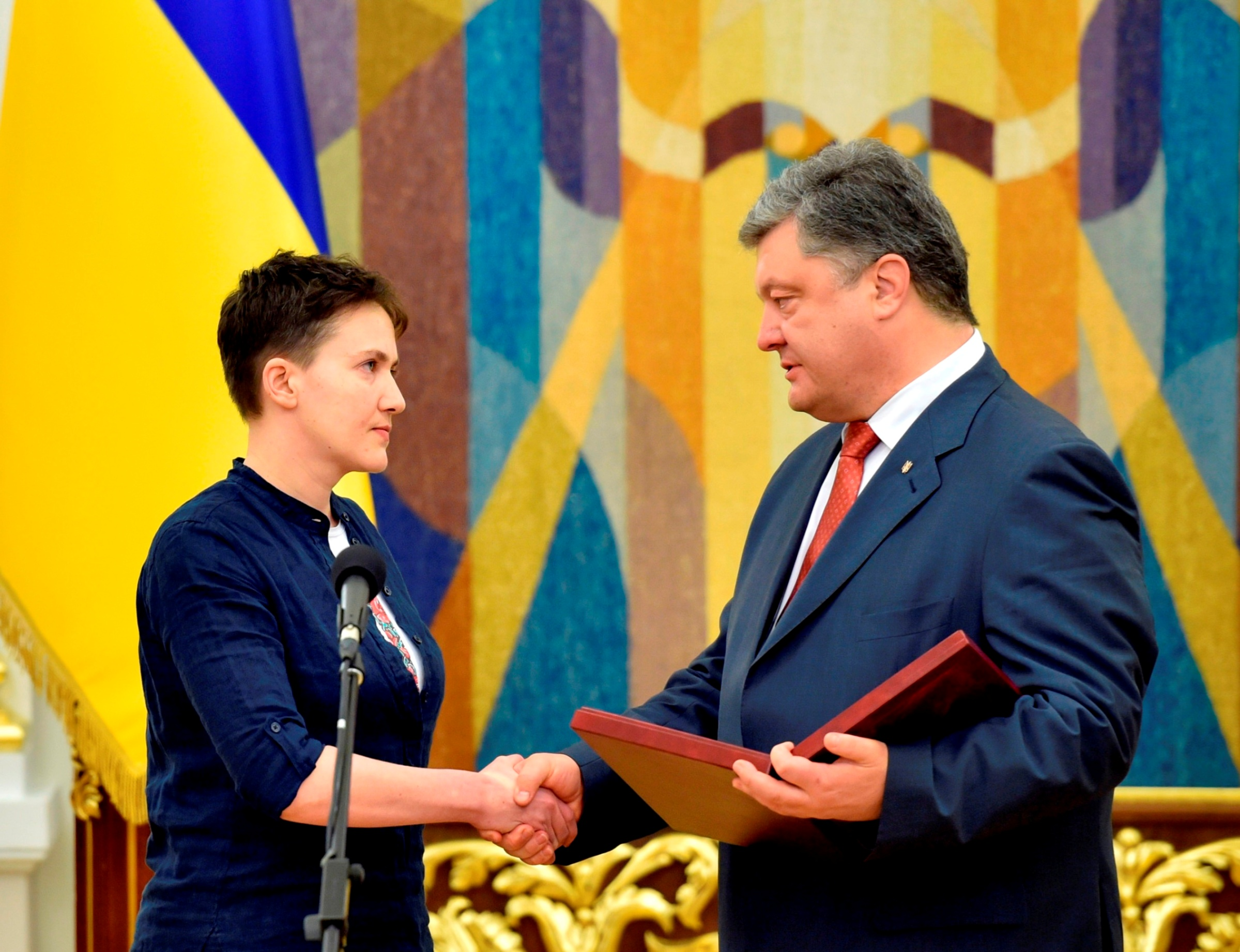 Some Worry Ukrainians Will Soon Forget Savchenko and the West Forget Ukraine