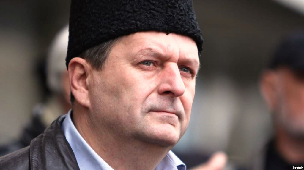 Pre-Verdict Detention of Crimean Tatar Activist On Trial Prolonged