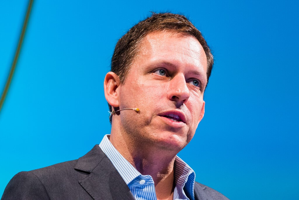 Billionaire Investor Peter Thiel Touts Bitcoin as Digital Gold
