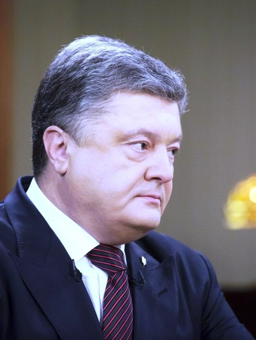 Poroshenko: Stalinist Times are Returning in Russian-Occupied Crimea