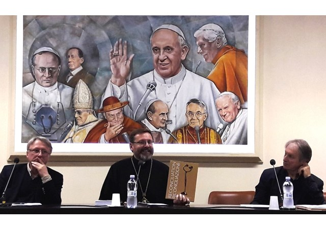 Polish Episcopate – UGCC Synod meeting anniversary marked in Rome
