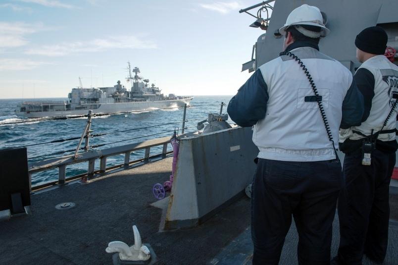U.S. Navy to begin Black Sea exercise with Ukraine