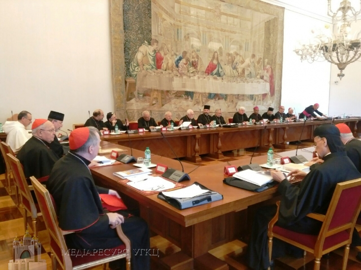 UGCC Head tells Vatican meeting about ecumenical mission of Eastern Catholic Churches