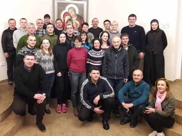 ATO soldiers undergo rehabilitation in UGCC monastery at Goshiv