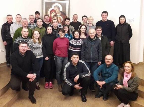 ATO soldiers undergo rehabilitation in UGCC monastery at Goshiv