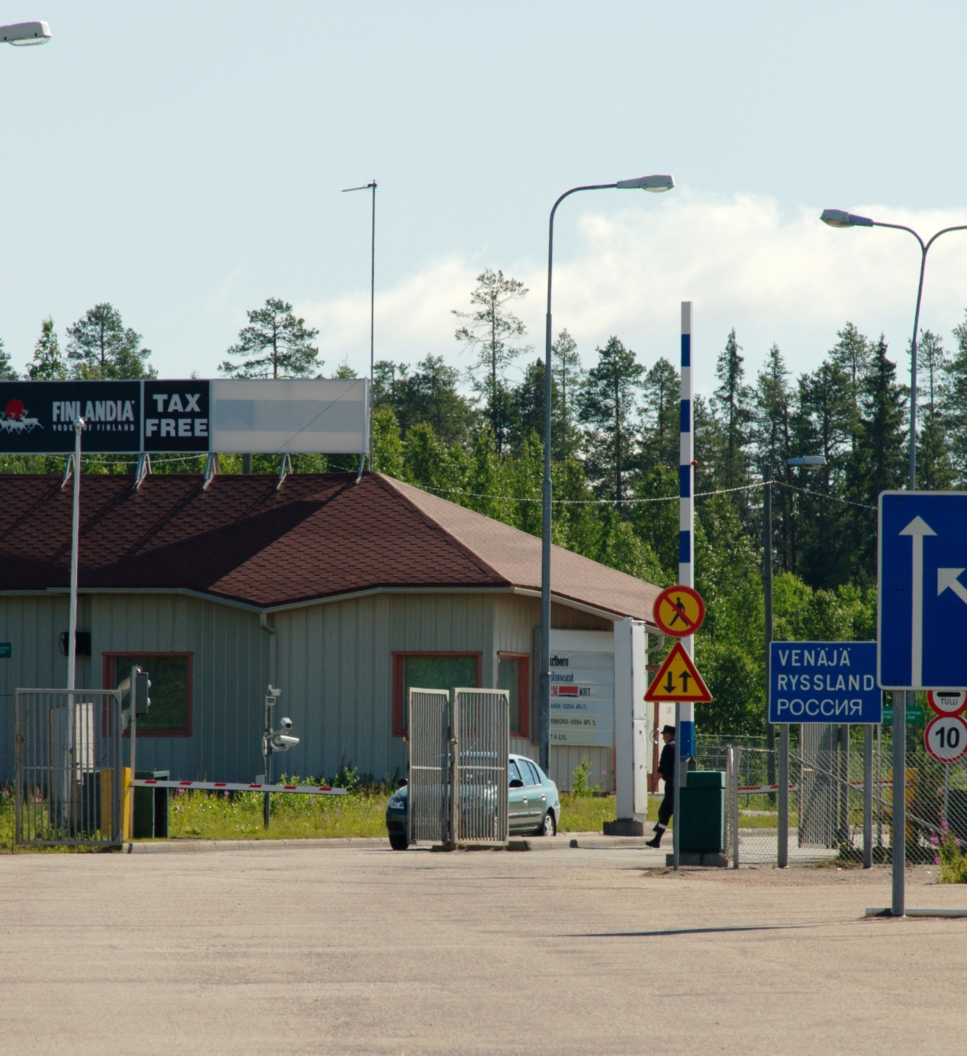 Finland feeling vulnerable amid Russian provocations