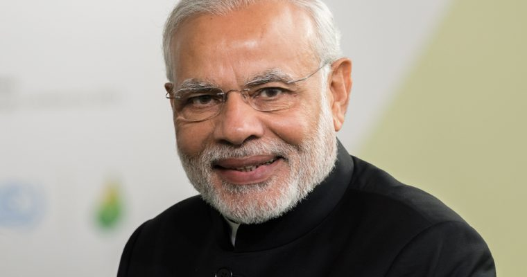 'Disruptive' Blockchain Tech Requires Rapid Adaptation: India's Prime Minister