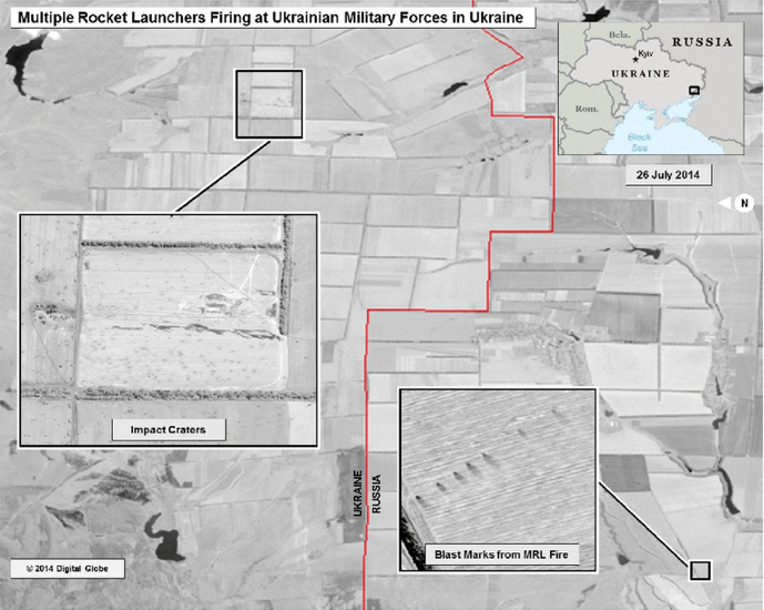 Why Russia's military is now directly attacking Ukraine