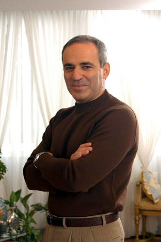 Garry Kasparov: It's a War, Stupid!