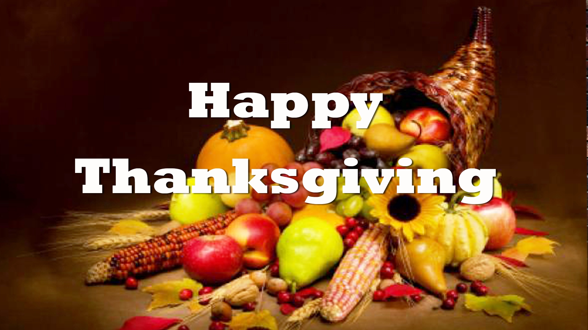 UBO wishes for you and yours a Happy Thanksgiving Day