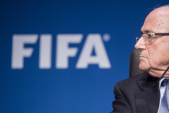 FIFA: Sepp Blatter, Michel Platini & Jerome Valcke suspended