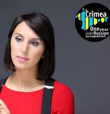 Crimean Tatar Singer Hopes to Take People's Tragedy to Eurovision