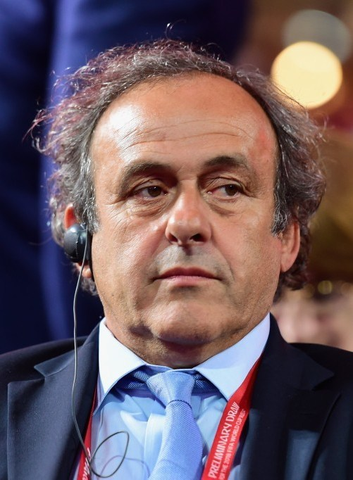 Platini hauled into corruption scandal