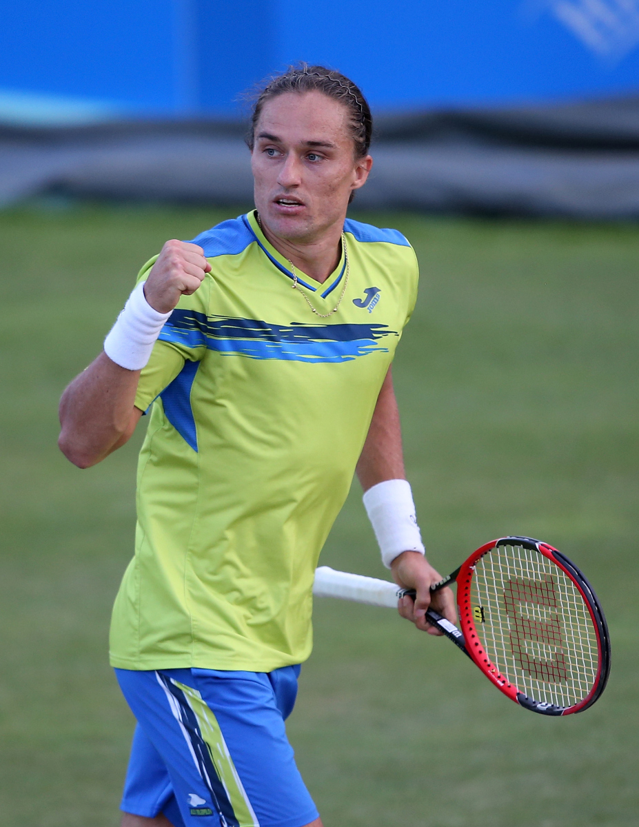 """Ukraine's Alexandr Dolgopolov seen as """"The Man to Watch as the U.S. Open Begins"""""""