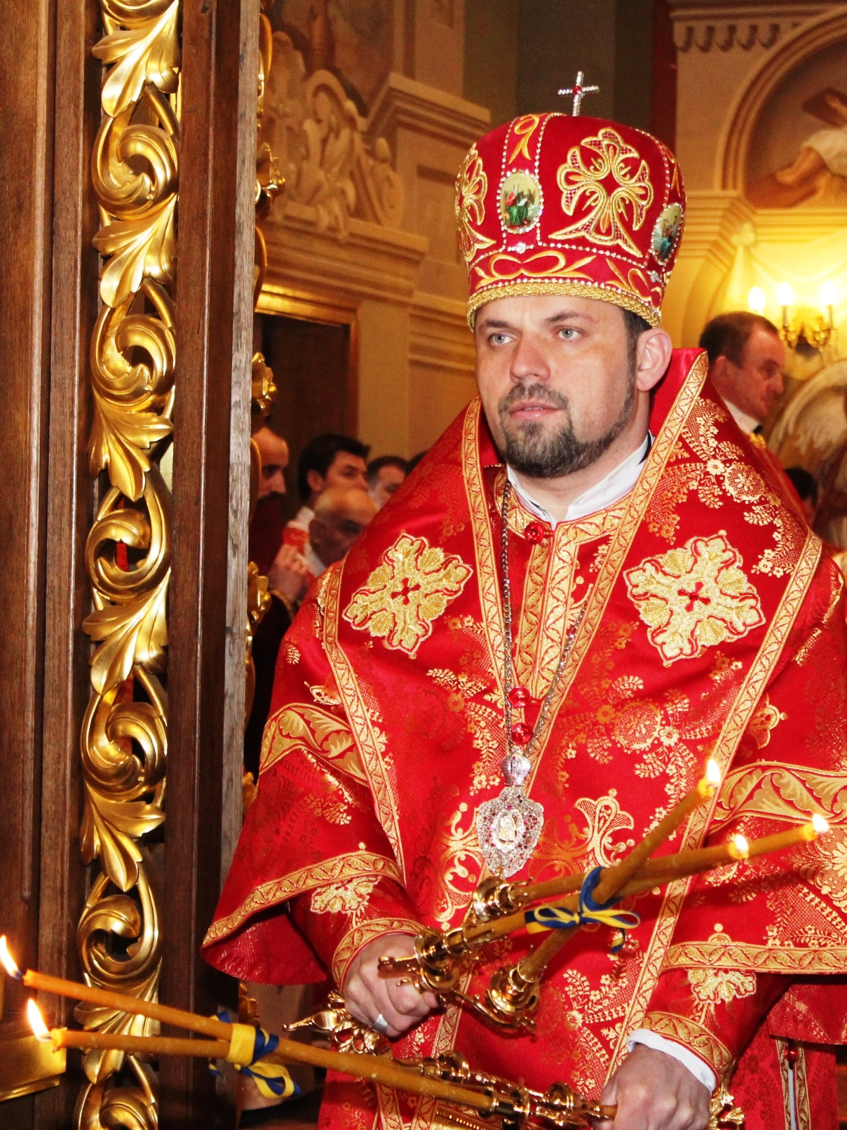 UGCC to install first bishop of newly formed UGCC eparchy of Chernivtsi