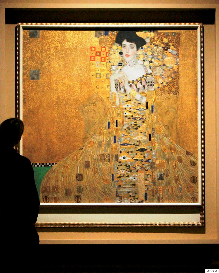 The haunting story behind one of Gustav Klimt's most famous paintings