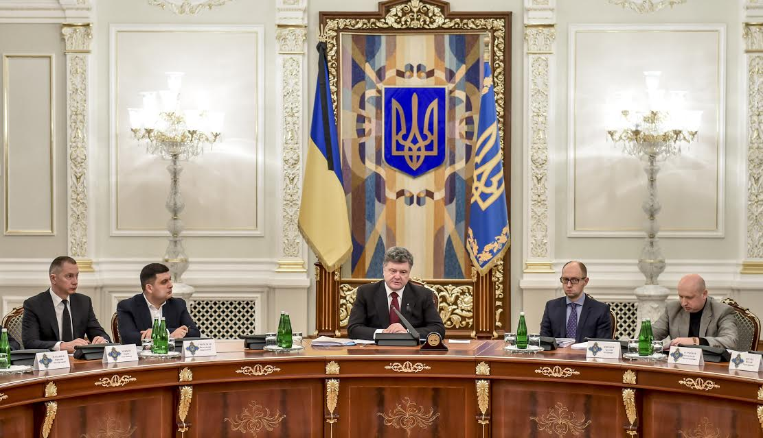 Poroshenko: Ukraine has evidence of Russia's involvement in Donbas crimes