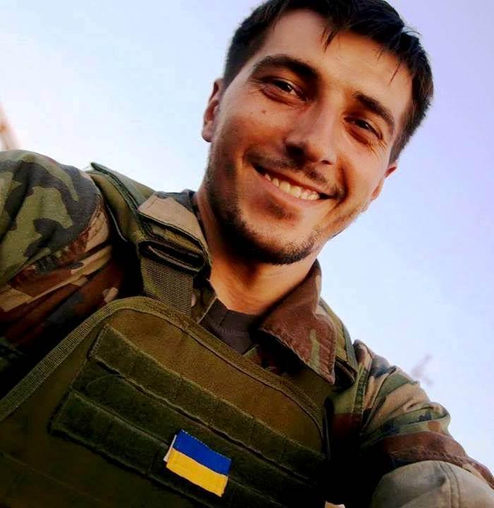 Viktor Hurnyak, freelance photo-journalist/Aidar soldier killed in Luhansk fighting