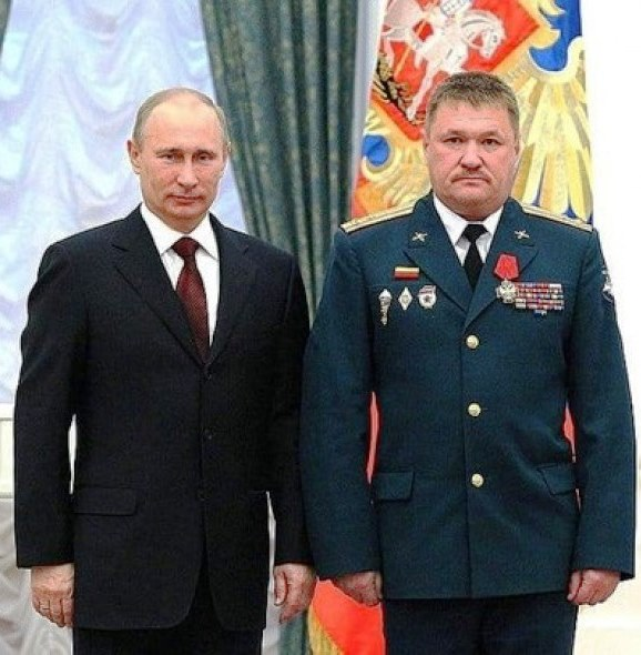 Russian Lieutenant-General Killed in ISIS shelling in Syria