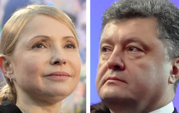 Reports say early Ukraine election deal with Poroshenko and Tymoshenko possible