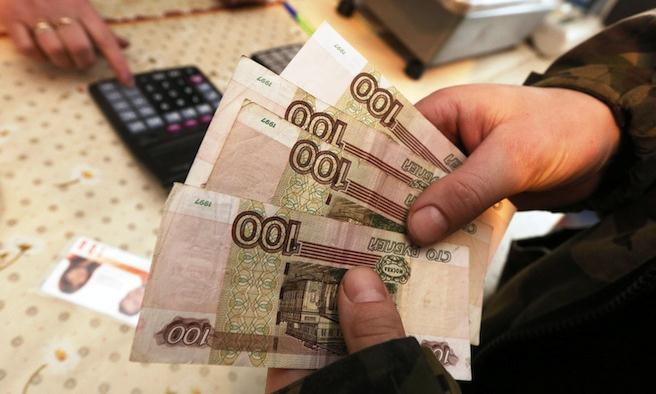 Russian ruble falls after tensions flare over Ukraine