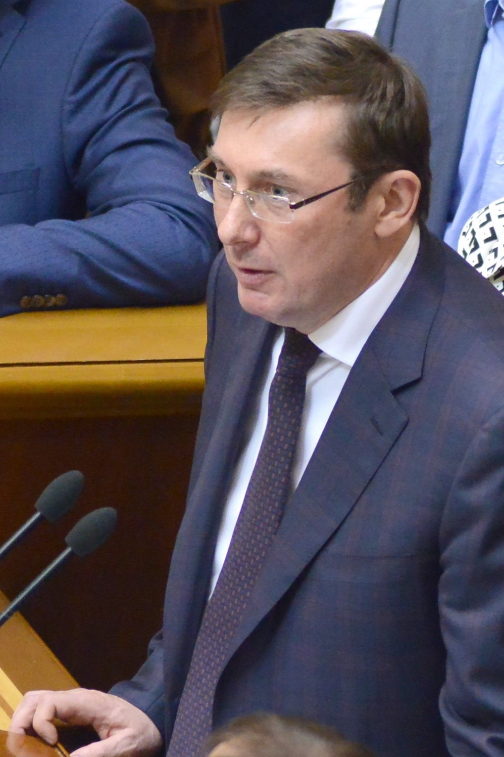 No criminal evidence found against anti-corruption prosecutor, Lutsenko says