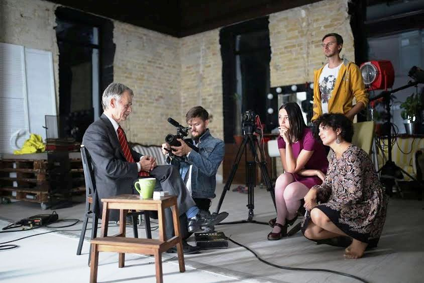 Documentary on Crimean Tatar leader Dzhemilev launches crowdfunding campaign