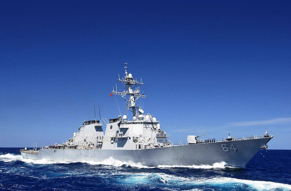 USS Carney Joins Ross in the Black Sea