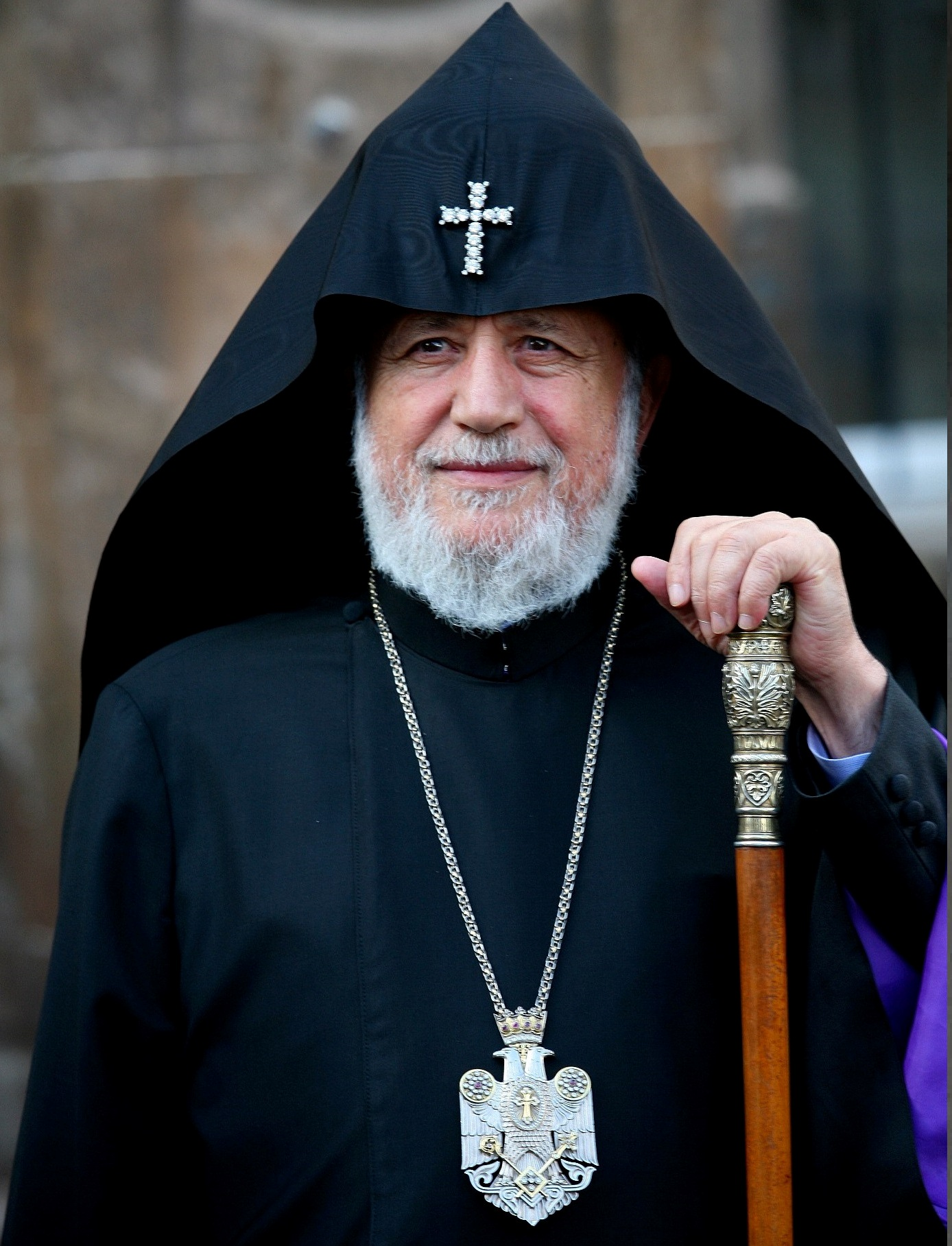 Armenian Catholic Leader Nerses Bedros XIX Passes Away