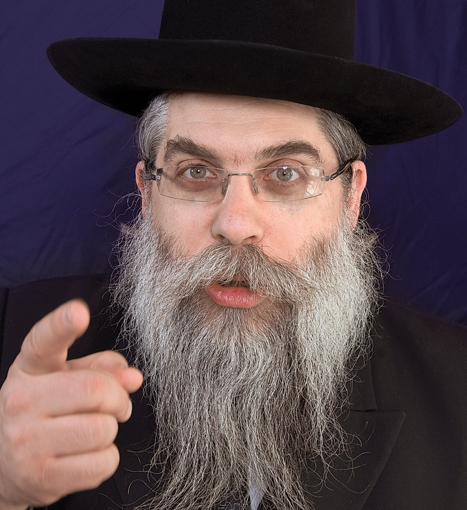 Rabbi Bleich says Ukraine's Jews continue fighting for a unified Ukrainian state