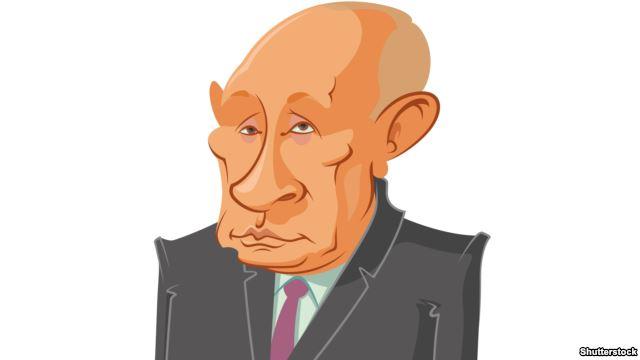 The Power Vertical: Putinfellas