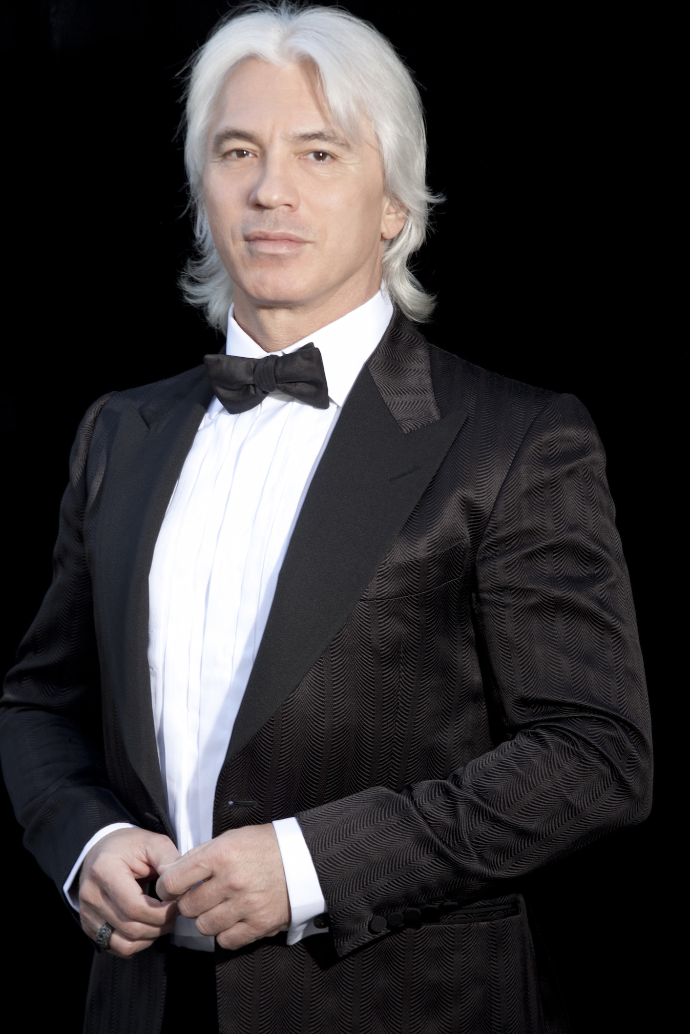 Baritone Dmitri Hvorostovsky dies aged 55