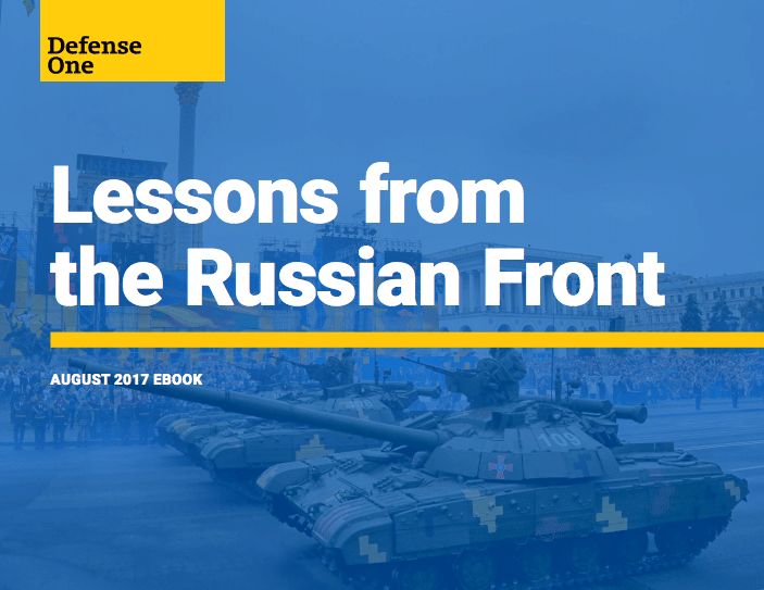 Free e-book: Lessons from the Russian Front