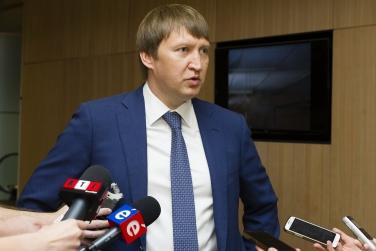 Ukrainian agrarian minister Taras Kutovyi resigns