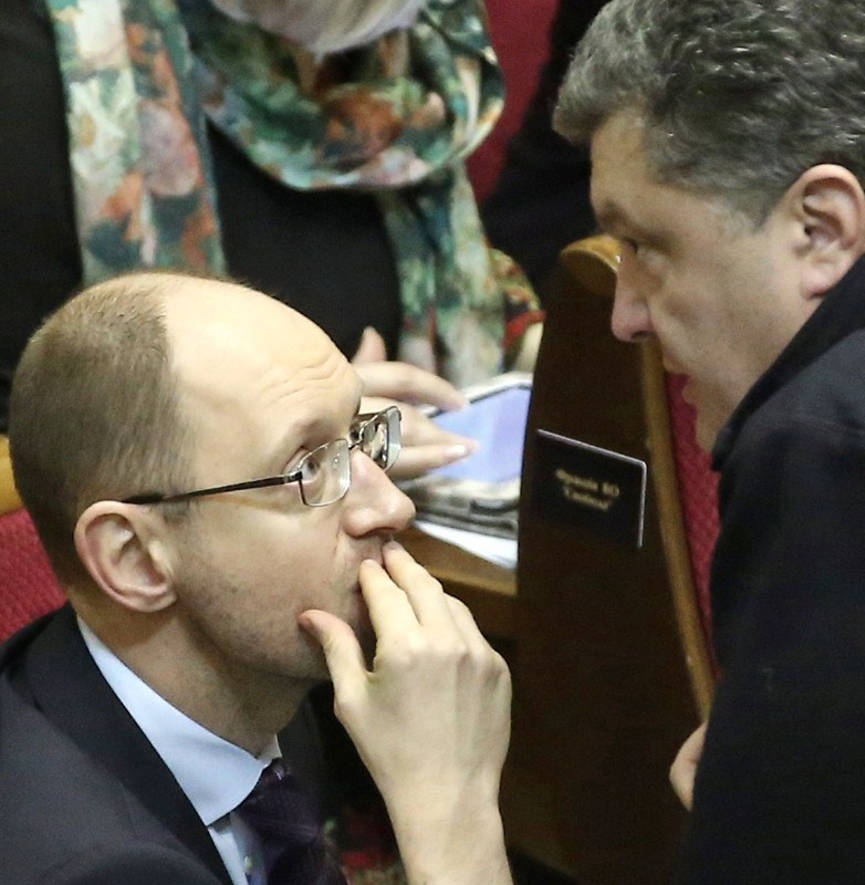 Dismissed Ukraine officials return to government posts