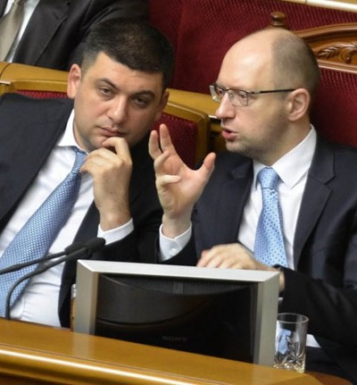 Ukraine election winners choose coalition leaders and present their drafts