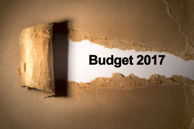 Ukraine parliament approves 2017 budget in first reading